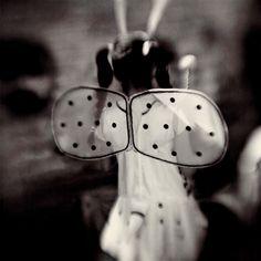tartanspartan:    Polka-Dot Wings — Keith Carter, 2008