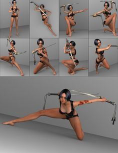 Drawing Body Poses, Body Reference Drawing, Pose Reference Photo, Art Reference Poses, Sword Poses, Female Samurai, Anatomy Poses, Cool Poses, Figure Poses