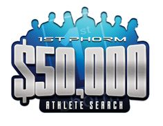 Check this out: 1st Phorm is giving away $50K to their next Athlete Search Winner!  https://1stphormathletesearch.com