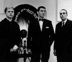 Group Zero: Heinz Mack, Otto Piene, Günther Uecker