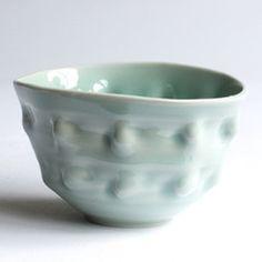 No. One Celadon Fingerprint Bowl
