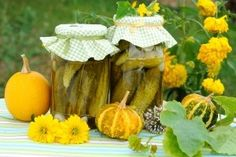 Pickles, Goodies, Low Carb, Food, Legumes, Vegetables, Pasta Salad, Canning, Home Canning