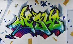 Graffiti forJesus