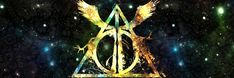 Movie/Harry Potter and the Deathly Hallows: Part 1 Twitter Header - Cover Abyss Hogwarts Christmas, Header Tumblr, Deathly Hallows, Cover, Twitter Headers, Social Media, Backgrounds, World, Social Networks