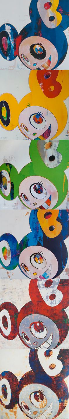 Murakami Mickey Mouse, Japanese take on American consumerism and art cultures?
