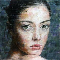 Fantastic Oil Portraits by Harding Meyer