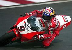 """Norifumi """"Norick"""" Abe or Norick Abe was a Japanese professional motorcycle road racer who was previously a 500 cc/MotoGP He died in a road traffic accident in October Street Motorcycles, Yamaha Motorcycles, Street Bikes, Racing Team, Road Racing, Grand Prix, Course Moto, Gp Moto, Automobile"""
