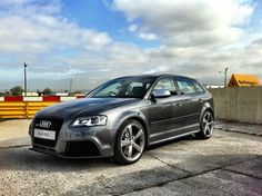 Audi RS3 Sportback: Audi have taught their old A3 some impressive new tricks and for that I like it.