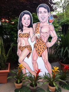safari party decorations