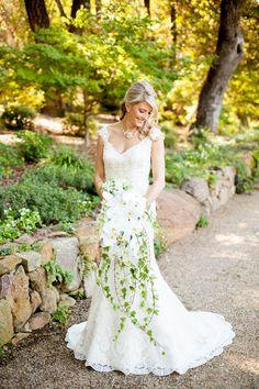 Photography: Julie Kay Kelly - www.juliekaykelly.com/  Read More: http://www.stylemepretty.com/california-weddings/2015/02/16/rustic-napa-valley-summer-wedding/