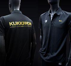 WTF Martial Arts 3color MOOTO Kukkiwon Cool PK TShirts Sports T-shirts Taekwondo #Mooto