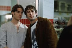 """"""" Jason London ( and Jeremy London ( (b. Jeremy London, Gods And Generals, My Name Is Earl, Old Yeller, Silent Bob, Jason Lee, Indie Films, 90s Movies, Good Looking Men"""