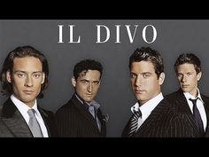 Buy tickets for the Il Divo gig at The Royal Albert Hall, London on 17 Apr 2012 at Livemusic. Find the cheapest Il Divo Tickets from all agents as well as information on Il Divo upcoming tour. Celine Dion, Music Tv, Music Songs, Music Videos, Believe, El Divo, Sibu, Pierce Brosnan, Romantic Songs
