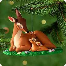 2000 Disney - Bambi - The New Prince Hallmark Ornament at The Ornament Shop