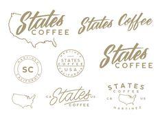 States Coffee by Cymone Wilder