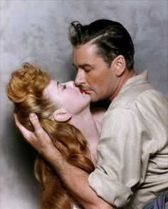 Brought to you by http://www.etsy.com/shop/UncommonRecycables Ida Lupino & Errol Flynn