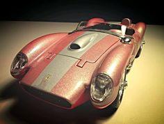 Ferrari 250 Testa Rossa 1957 - 1:18