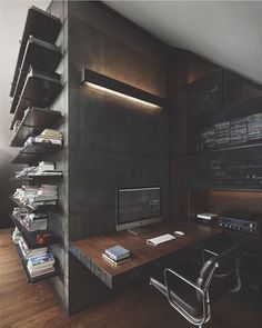 The perfect #workstation who wants this? Tag someone who needs to design their room like this. #workharder #success #motivation #apple by daily.dose