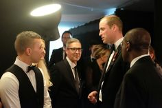 As Patron of @centrepointuk The Duke of Cambridge meets young people which the charity has continued to support. 10 Nov 2016