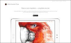 iPad向けにAdobeがIllustratorシリーズをリリース、Adobe Shape CCと連携して思い通りの絵が手早く作り出せるように - GIGAZINE