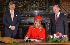 Queen Maxima and King Willem-Alexander will visit France and Bavaria