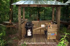 2006.5 Grill Shed Back | Flickr - Photo Sharing!
