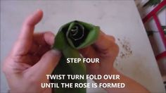 HOW TO MAKE A ROSE OUT OF HAWAIIAN TI LEAF - DESIGNING FOR DESIGNERS VID...