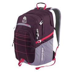 JanSport Trans Capacitor Backpack (Blk/Gry)