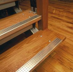 unique stair treads - Google Search