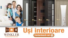 Construiești sau Renovezi?   Atunci e momentul să-ți alegi ușile interioare.   Îți oferim zeci de modele cu prețuri începând de la doar 446 lei/buc la un click distanță!  Telefon: 0365-403.016