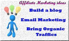 Affiliate Marketing Ideas that work! #affiliate #marketing #business #ideaofbusiness #online #makemoney