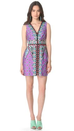 Nanette Lepore Funky Dress- Just got this and LOVE it!