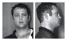 Vince Vaughn's arrest Mug Shot. Steve Buscemi and Vaughn during a night out got into a fight. It was so vicious that Buscemi ended up with several stab wounds, none proving fatal. Vince Vaughn, Johnny Cash, Johnny Depp, Steve Buscemi, Martin Sheen, Hugh Grant, Charlie Sheen, Amanda Bynes, Celebrity Mugshots