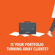 """Is your portfolio turning away clients?"" by Lindsay Van Thoen, Freelancers Union"