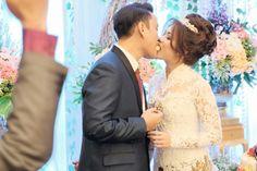 Lucia Resti ♡ Deep Yared Wedding March 4 , 2017