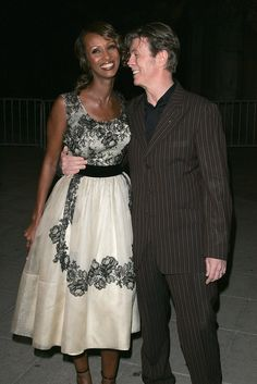 "Being in a close relationship eased Bowie's ""sense of loneliness that I had before, which was very, very strong,"" he told Anthony DeCurtis for his book In Other Words: Artists Talk About Life and Work. 