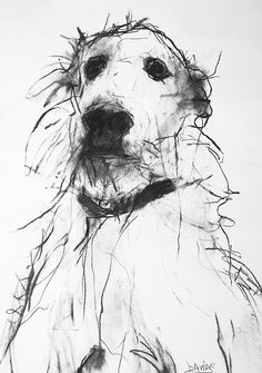 TROWBRIDGE - Valerie Davide Dogs - Meet some 'friends' of artist Valerie Davide. Some well recognised four-legged friends come to ...