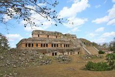Sayil Ruta Puuc, _Yucatan, Mexico