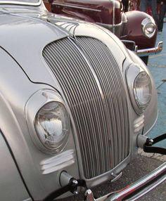 '34 Desoto Airflow