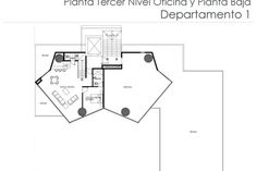 El desarrollo cuenta con: • 4 Niveles de estacionamiento • 2 Niveles Comerciales • 8 Departamentos • 1 Elevador • 140 cajones de estacionamiento • Área del terreno 1062m2 • Frente 29,50m2 / Fondo 3...