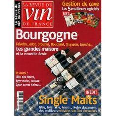 La Revue du vin de France - n°475 - 01/10/2003 - Bourgogne : les grandes maisons et la nouvelle école [magazine mis en vente par Presse-Mémoire]