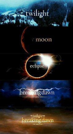 The Twilight Saga: New Moon Eclipse Breaking Dawn Part 1 Breaking Dawn Part 2 Twilight Film, Twilight Poster, Twilight Quotes, Twilight Saga Series, Twilight Edward, Twilight New Moon, Twilight Pictures, Twilight Cast, Twilight All Parts