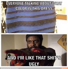 Ugly Ass Dress