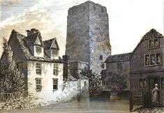 George's Tower in 1832