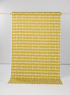 KUUSHTI ------------ Vilma Yellow  Mustard Yellow Curtain panels, in a simple, retro Scandinavian design. Beautiful cotton material - high end, designer grade Hand Made to order Rod pocket / pencil pleat tape The clever tape heading which allows you to use as a rod pocket OR pleat to your required fullness Lined & Weighted Hand Finished Measurements refer to a single curtain panel, laid out flat   LISTING IS FOR A SINGLE PANEL - ORDER QTY 2 FOR A PAIR   MADE TO MEASURE SERVICE…