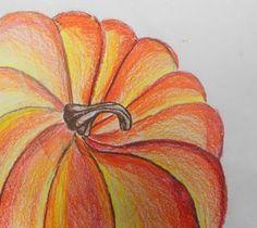 Exploring Art: Elementary Art: 5th Grade Composition Gourds and Pumpkins