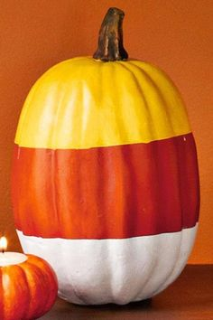 9 Of The Coolest Easiest No Carve DIY Pumpkin Decorating Ideas That Your Kids Can Actually Do