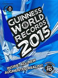 Guinness World Records Augmented Reality