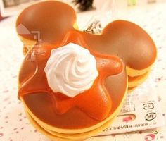 sillysquishies.com - Mickey Mouse Pancakes - Licensed, $7.99 (http://www.sillysquishies.com/mickey-mouse-pancakes-licensed/)