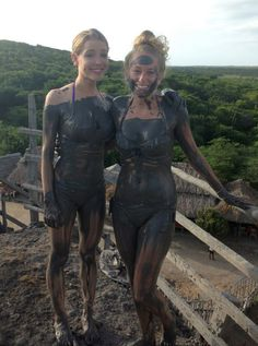 Hot nude muddy girls opinion you